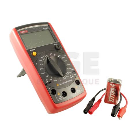 measure inductance with capacitance meter modern inductance capacitance meter ut601 electronics kge 233 lectronique