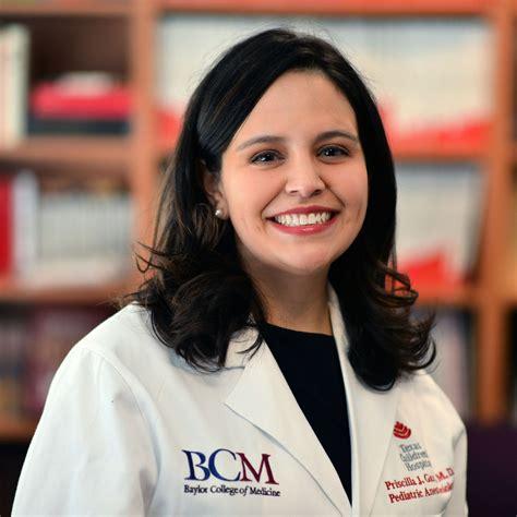 garcia nancy l md pediatric anesthesiologists baylor college of medicine