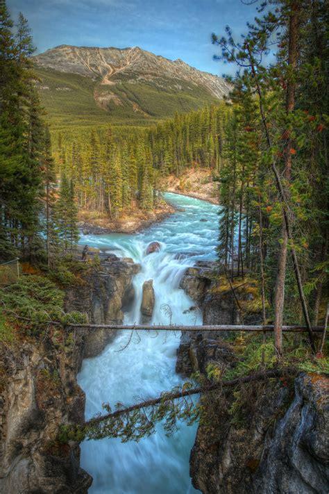 sunwapta falls sunwapta falls 2 flickr photo sharing