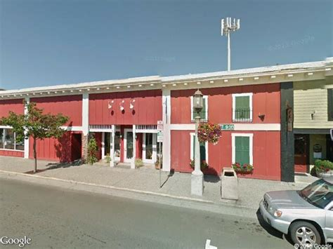 Google Street View Seaside.Google Maps. Knightsville