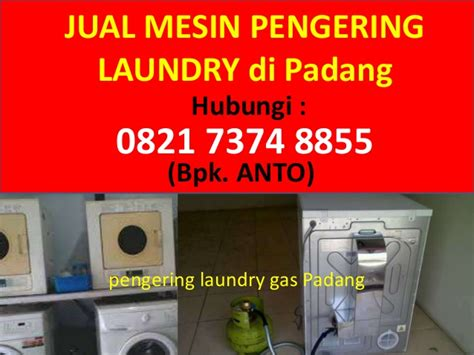 082173748855 anto mesin pengering laundry bekas di padang
