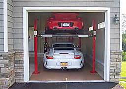 Backyard Buddy Car Lift Automotive Lifts 4 Post Lifts 7 000 Lb Backyard