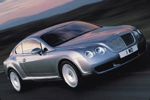 2004 Bentley Continental GT Car Information Singapore