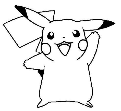 Printable Pikachu Coloring Pages Coloring Me Coloring Pictures For