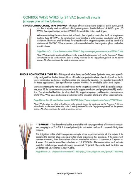 electrical common wire color contemporary