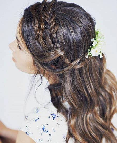 Wedding Hairstyles Half Up Half Braid by Braid Half Up And Half Wedding Hairstyles