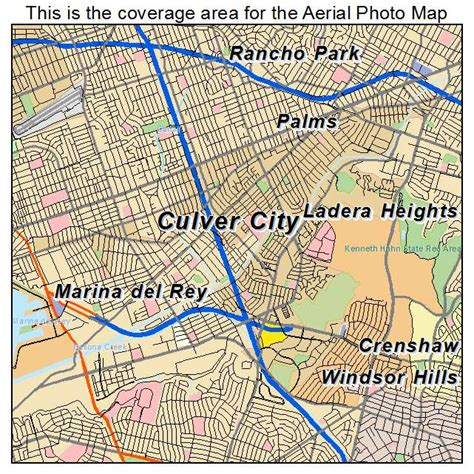 california map culver city culver city ca pictures posters news and on