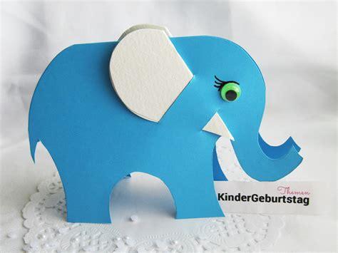 Basteln Mit Papier Vorlagen by Elefant Basteln Aus Papier Anleitung Und Vorlage F 252 R Die