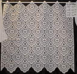 Crochet Curtain Valance German Lace Curtains And German Drapery Fabrics Cafe