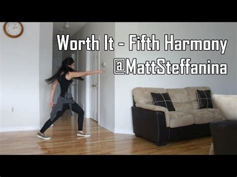 dance tutorial for worth it full download worth it fifth harmony ft kid ink dance