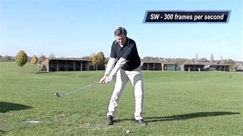 the one plane golf swing minimalist single plane golf swing 6 club demo from pro
