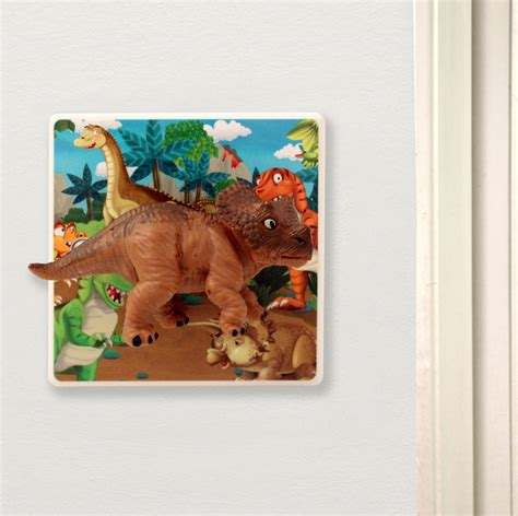 dinosaur themed bedroom dinosaur themed bedroom light switch by candy queen