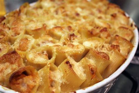 zucca mantovana al forno pasta al forno con zucca salsiccia e taleggio cucina