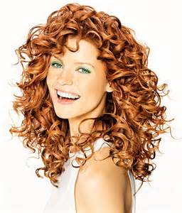 curly perms for hair hairstyles for short permed hair