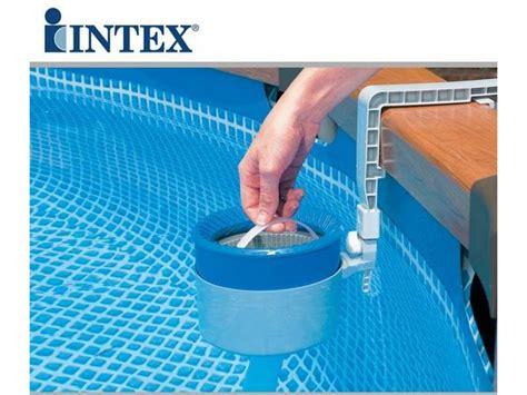 Skimmer De Surface Intex 3429 by Filter Intex Mod Skimmer Deluxe Intex Piscine Filter