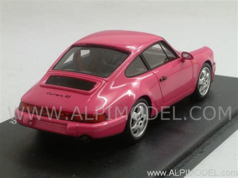 light purple porsche spark model porsche 911 carrera rs 1992 light purple 1