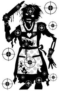 printable zombie head targets printable zombie head targets www imgkid com the image
