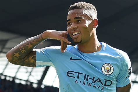 gabriel jesus gabriel jesus set to sign new deal only nine months after