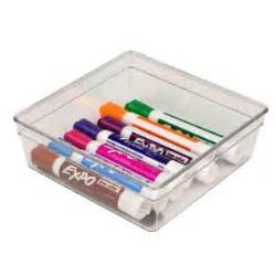 plastic drawer slides the home depot home basics 6 in x 6 in plastic drawer organizer pb44683