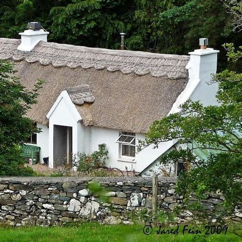 Thatched Cottage Donegal by Donegal Thatched Cottage Ireland