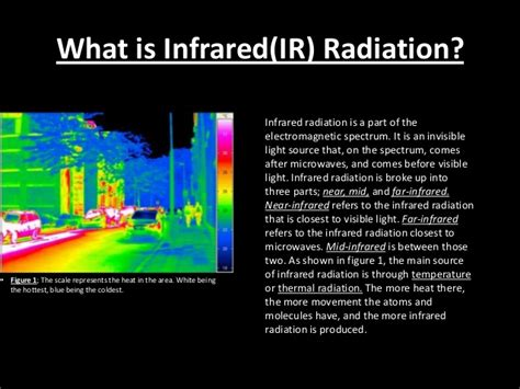 What Are Infrared Used For Infrared Radiation