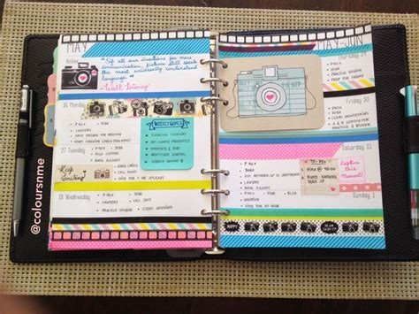 Decorating Filofax by 17 Best Images About Planner Decorations On