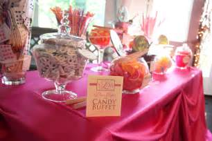 Candy For Buffet Table Wedding Candy Buffet Table