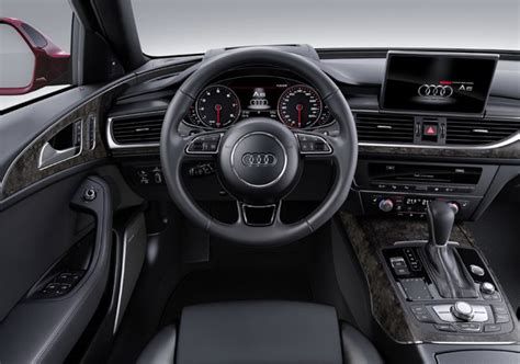 Audi A6 Interior At by 2017 Audi A6 Avant Redesign Release Date Review Price