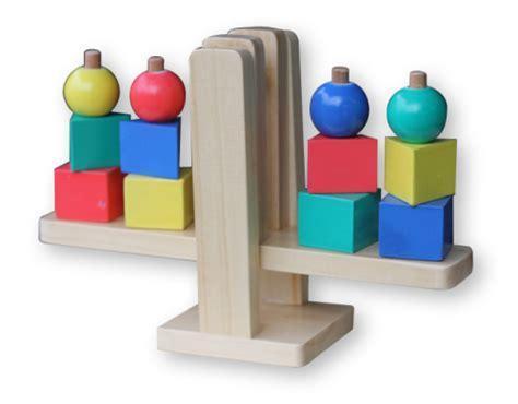 Ronche Geo 20 Pcs geo balance besar mainan kayu
