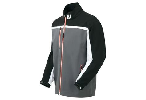 Jaket Takachi Japan Waterproof Ultimate Colection footjoy launch autumn winter 2015 apparel collection