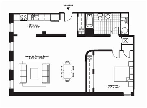 Studio Home Plans by 48 Gallery Of Studio Apartment Floor Plans Home
