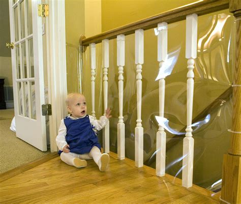 banister shield banister shield protector child pet safety products