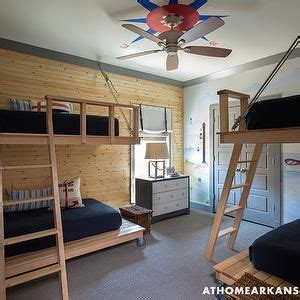 built in bunk beds cottage boy s room hickman design 71 best images about bunkbed ideas for vail on pinterest