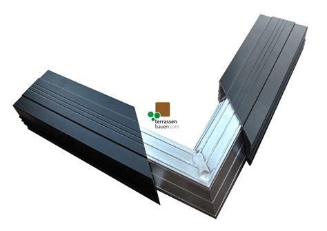 K R Terracon Terrassenlager Flex Für Bodeneinschlaghülsen by K R Terracon Eckerverbinder F 252 R Big Isostep 180mm