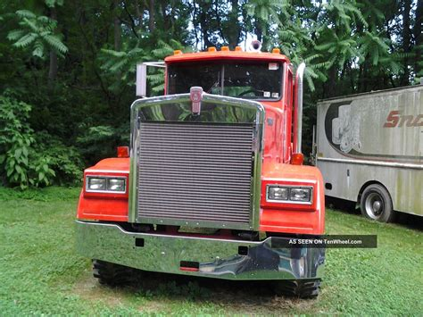 kenworth automatic trucks 1967 kenworth truck automatic 4x4