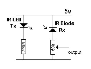 infrared diode voltage drop electronics hotspot led everything about electronics