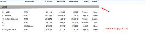 mengubah format hardisk gpt ke mbr mengubah partisi gpt ke mbr tanpa format disk