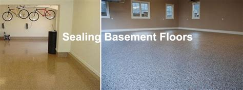 sealing a basement sealing basement floors why it is important to seal your