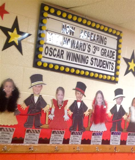 biological themes in film class hollywood quot students on the red carpet quot hallway decorations