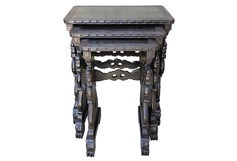 set of two table ls nesting tables
