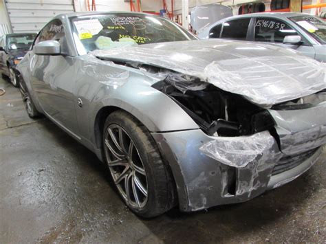 nissan 350z parts parting out 2003 nissan 350z stock 150409 tom s