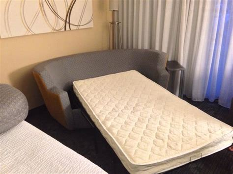 What Mattress Does Marriott Use by Oct 2014 King W Sofa Bed Picture Of Courtyard