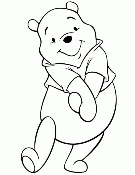 h coloring pages smartgoalsbook info pooh bear coloring pictures asoboo info