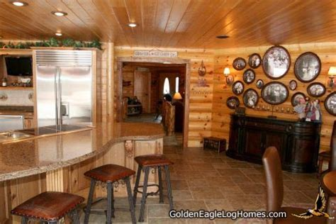 the golden west country decorating idea the golden west golden eagle log and timber homes design ideas log home