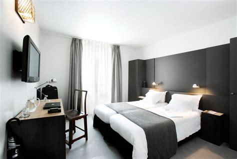 chambre hotel deco chambre hotel design visuel 6