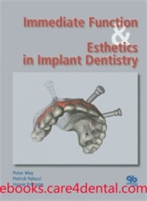 Dental Implant Prosthetics 2nd Edition clinical implantology 1e pdf