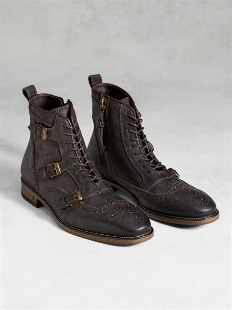 ago black side zip boots by varvatos the 25 best varvatos boots ideas on mens
