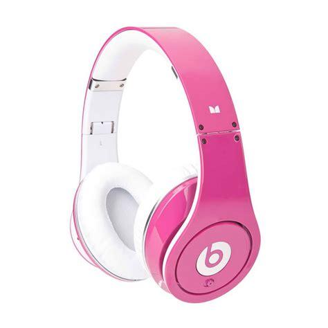 Headphone Beats Pink Dr Dre Headphones Pink Wantster