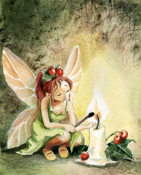 christmas fairy by asiapasek on deviantart