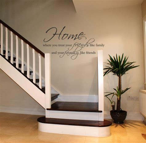 Wall Stickers For Rooms home wall art sticker lounge hallway living room dining